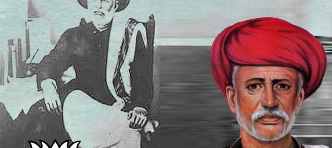 Today is Jyotirao Phule ji's birth anniversary. He was one of the prominent social reformers of the nineteenth century India